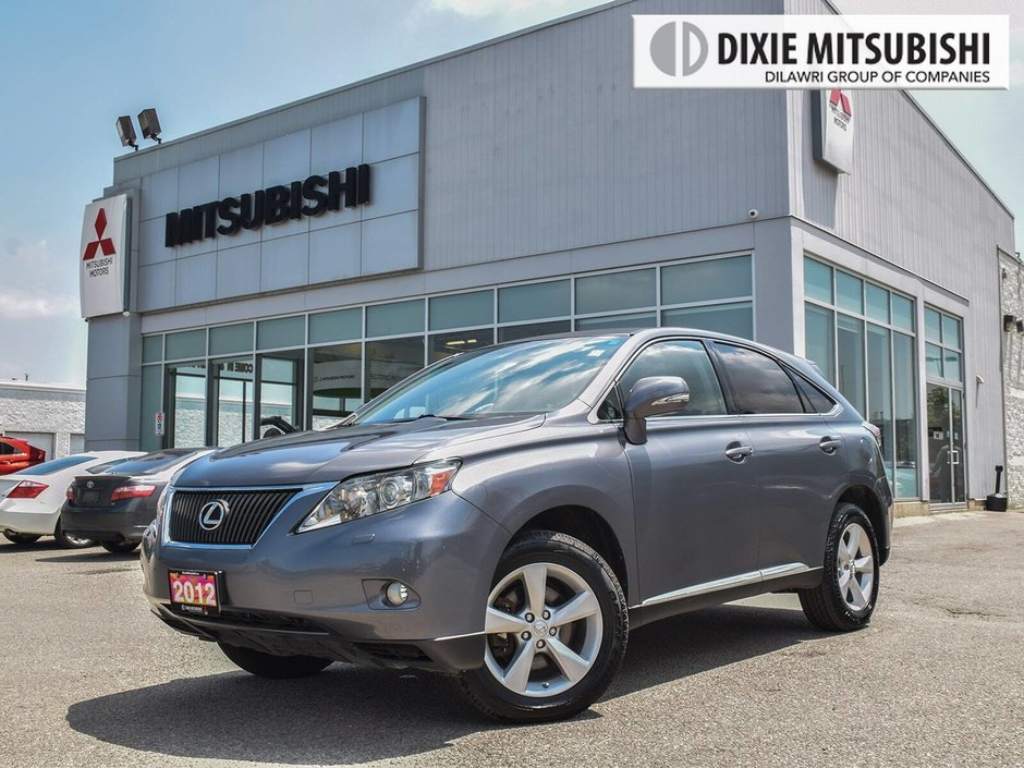 2012 Lexus RX350 6A in Mississauga, Ontario - w940px