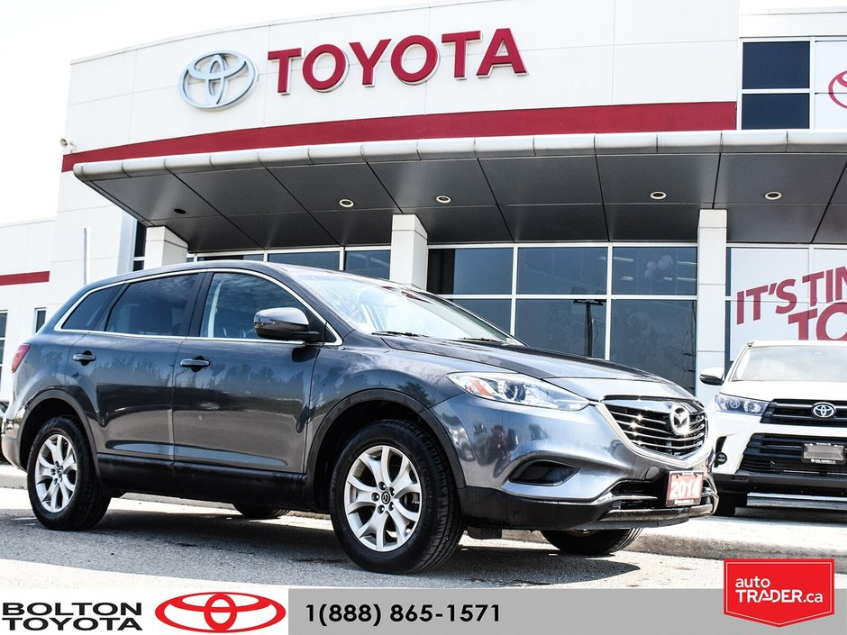 2014 Mazda CX-9 GS AWD in Bolton, Ontario - w940px