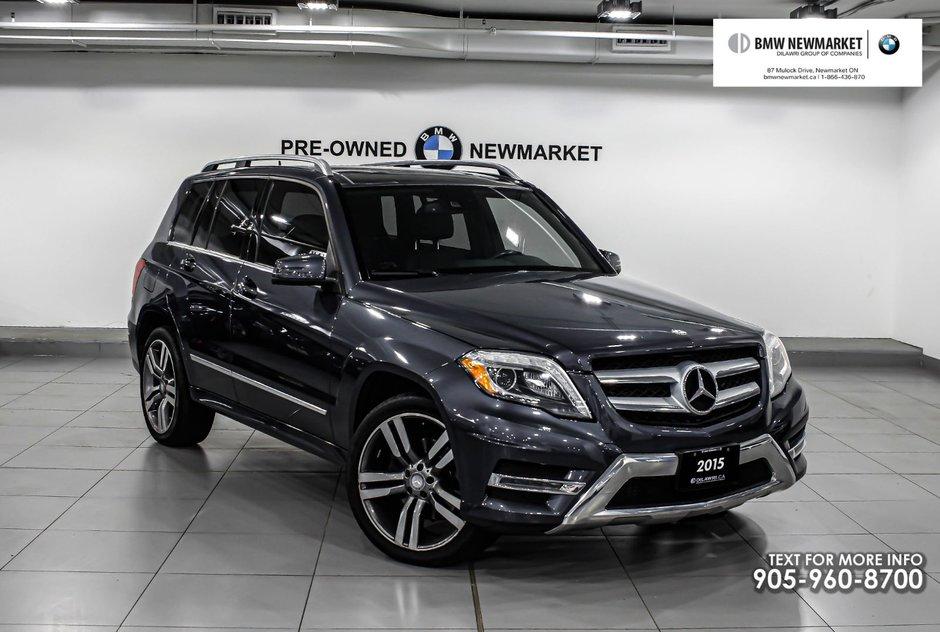 Newmarket Drive Test Centre >> BMW Newmarket | 2015 Mercedes-Benz GLK250 BlueTEC 4MATIC SUV | #I79