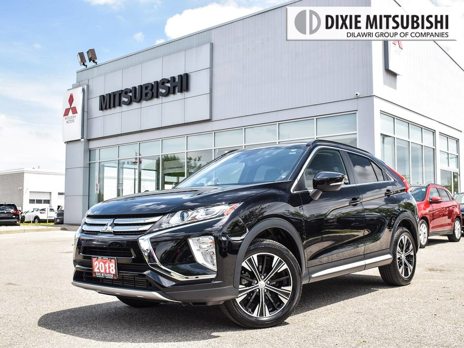 2018 Mitsubishi ECLIPSE CROSS SE S-AWC in Mississauga, Ontario - w940px