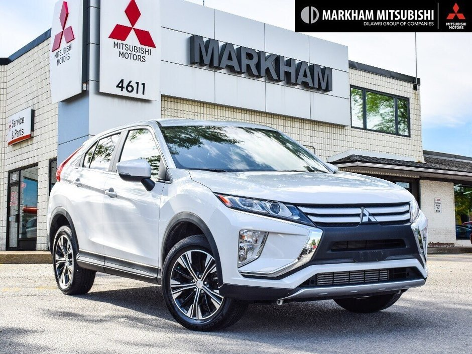 2019 Mitsubishi ECLIPSE CROSS ES S-AWC in Markham, Ontario - w940px
