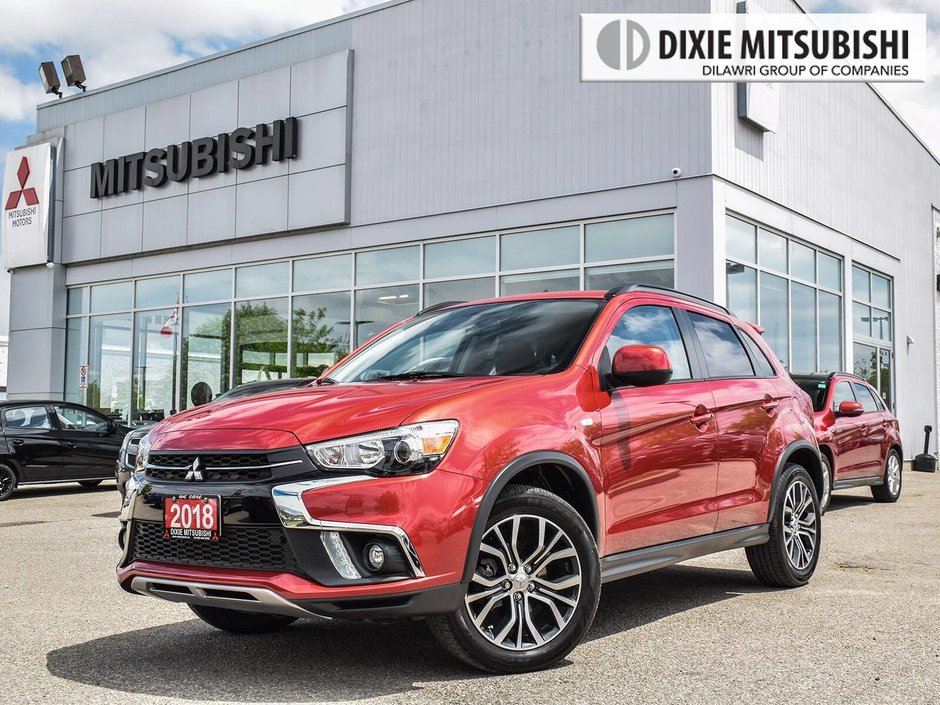 2018 Mitsubishi RVR 2.4L 4WD SE Limited Edition in Mississauga, Ontario - w940px