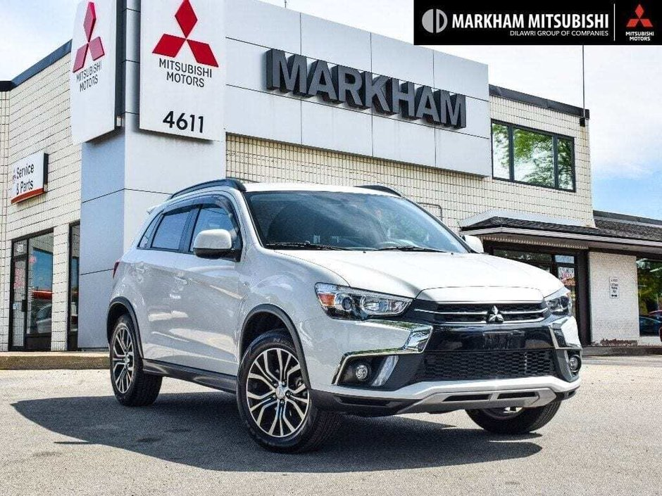 2018 Mitsubishi RVR 2.4L 4WD SE Limited Edition in Markham, Ontario - w940px