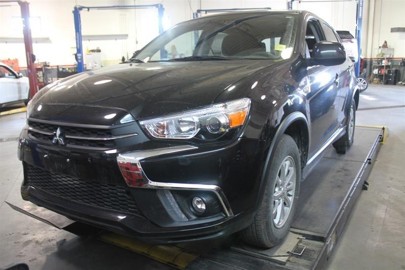 2018 Mitsubishi RVR AWC SE - CVT in Regina, Saskatchewan - w940px