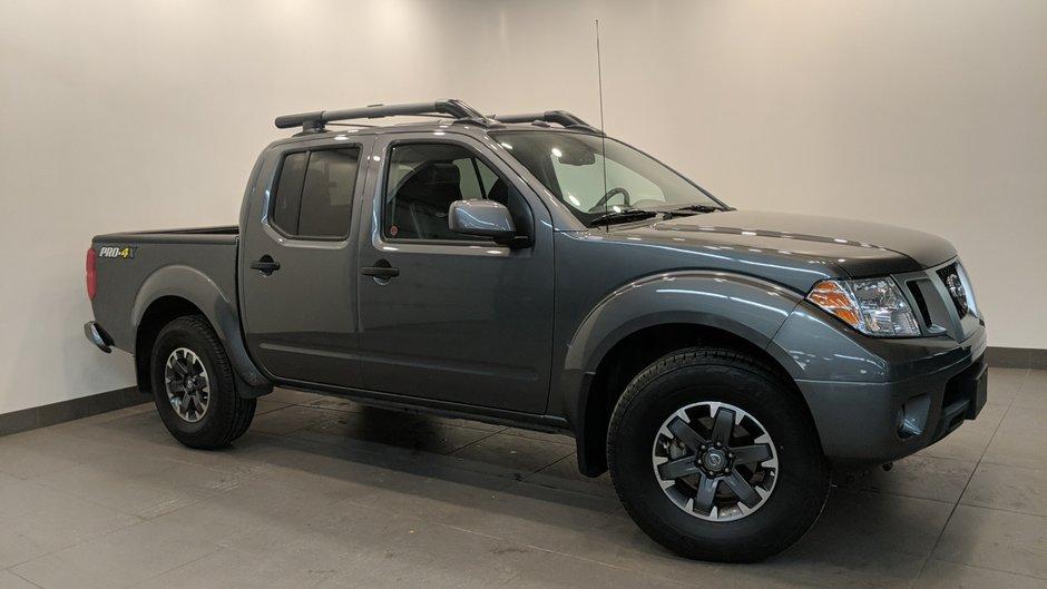 Nissan Frontier Pro 4x >> Hyundai of Regina | 2019 Nissan Frontier Crew Cab PRO-4X ...