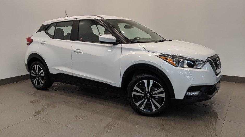 2019 Nissan KICKS SV CVT in Regina, Saskatchewan - w940px