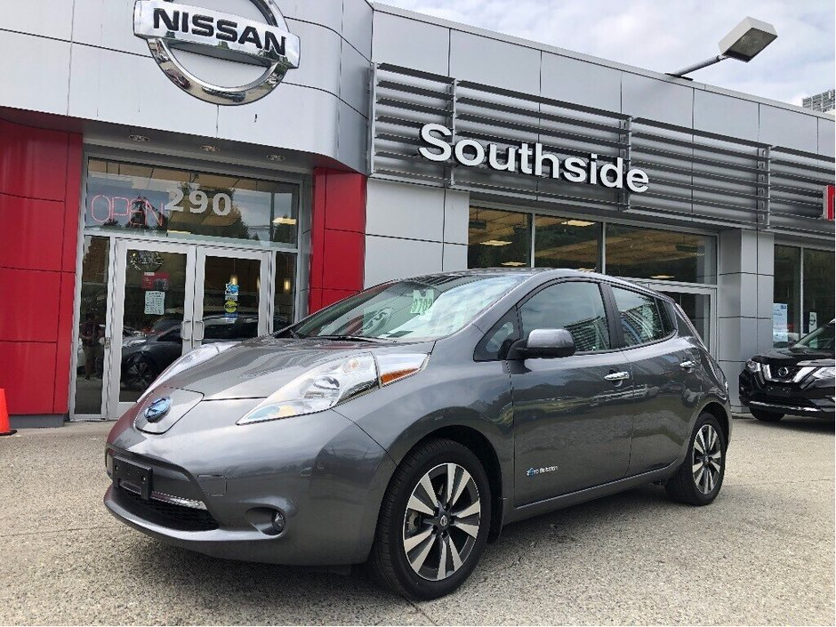 2016 Nissan Leaf SV in Vancouver, British Columbia - w940px