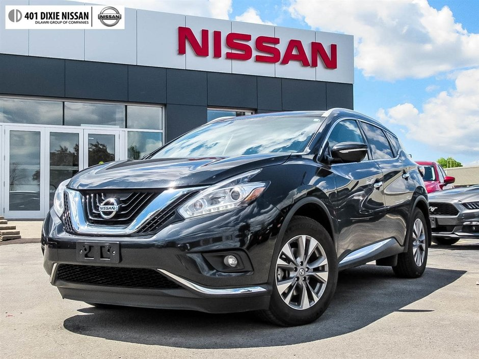 2015 Nissan Murano SL AWD CVT in Mississauga, Ontario - w940px