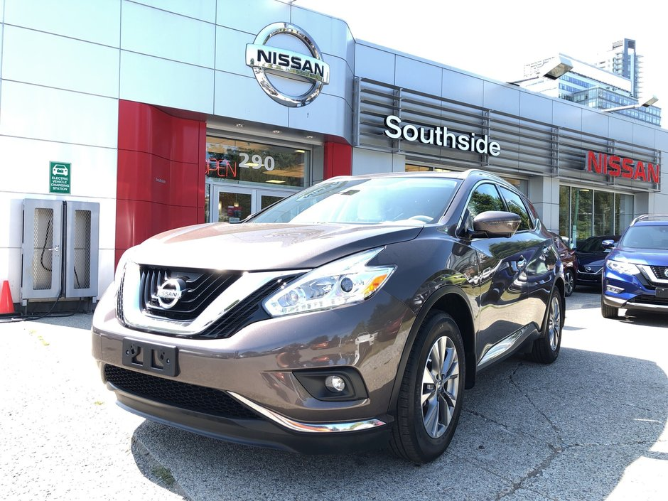 2016 Nissan Murano SL AWD CVT in Vancouver, British Columbia - w940px