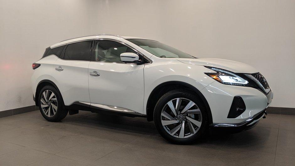 2019 Nissan Murano SL AWD CVT in Regina, Saskatchewan - w940px
