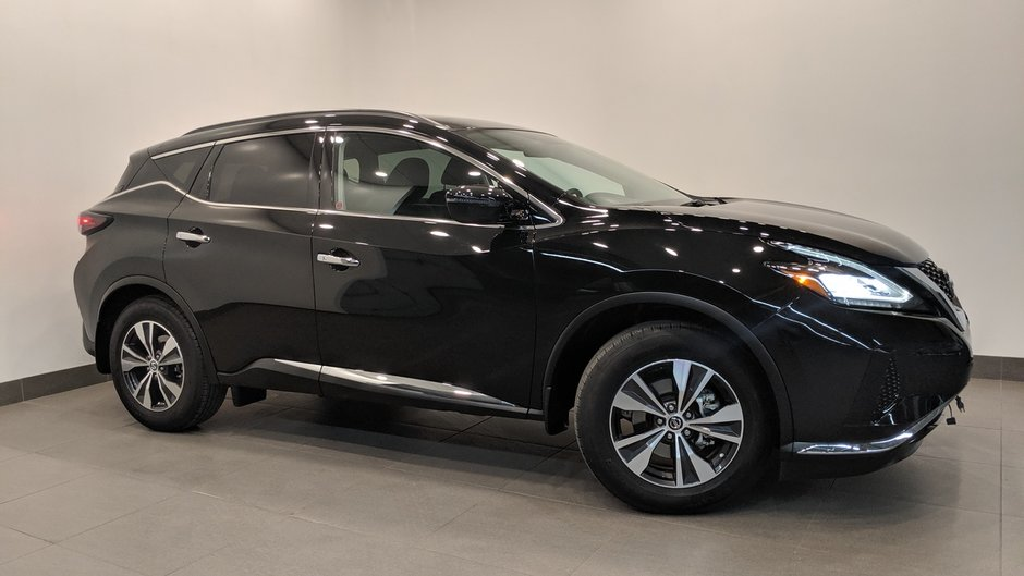 2019 Nissan Murano SV AWD CVT in Regina, Saskatchewan - w940px