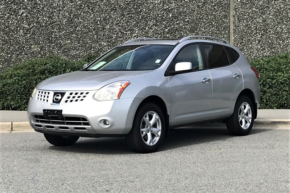 2010 Nissan Rogue SL AWD CVT in North Vancouver, British Columbia - w940px
