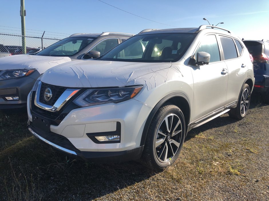 2018 Nissan Rogue SL AWD CVT in Vancouver, British Columbia - w940px
