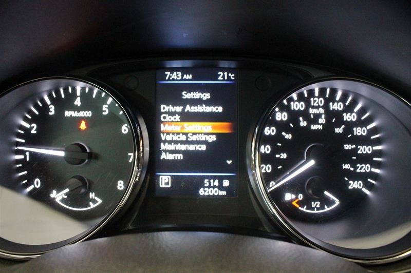 2019 Nissan Rogue S AWD CVT in Regina, Saskatchewan - w940px