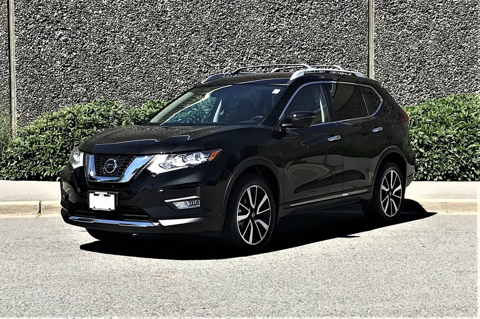 2019 Nissan Rogue SL AWD CVT in North Vancouver, British Columbia - w940px