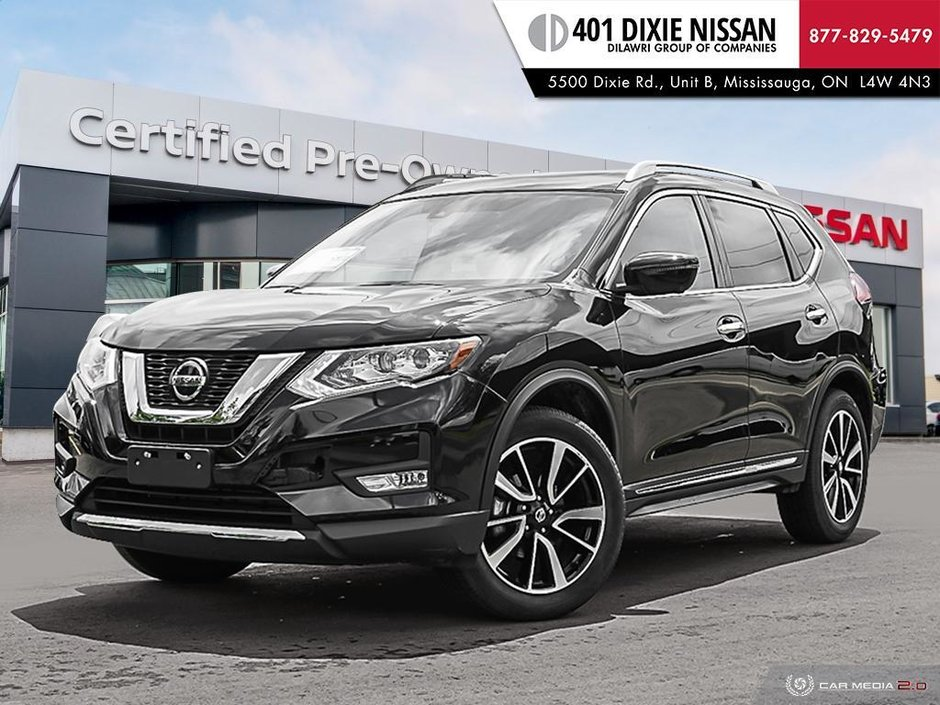 2019 Nissan Rogue SL AWD CVT in Mississauga, Ontario - w940px