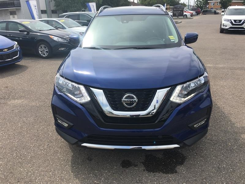2019 Nissan Rogue SV AWD CVT in Regina, Saskatchewan - w940px