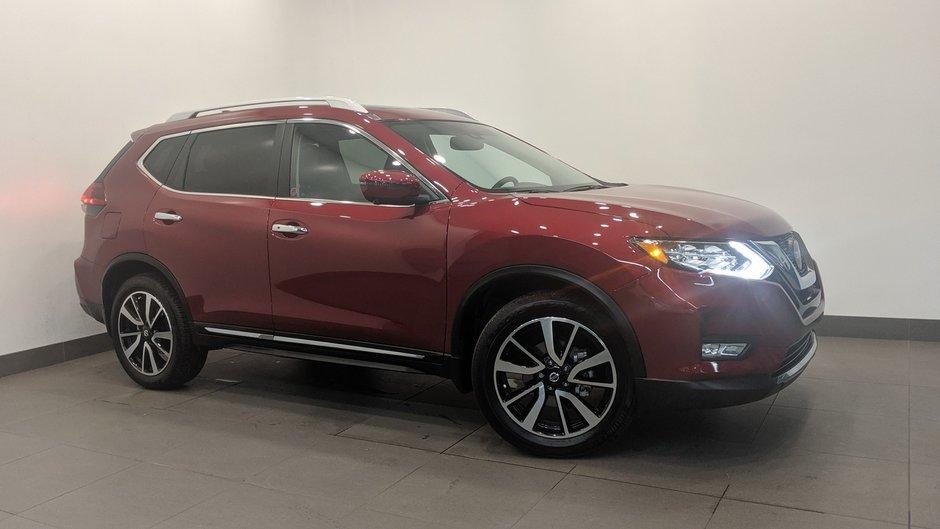 2019 Nissan Rogue SL AWD CVT in Regina, Saskatchewan - w940px