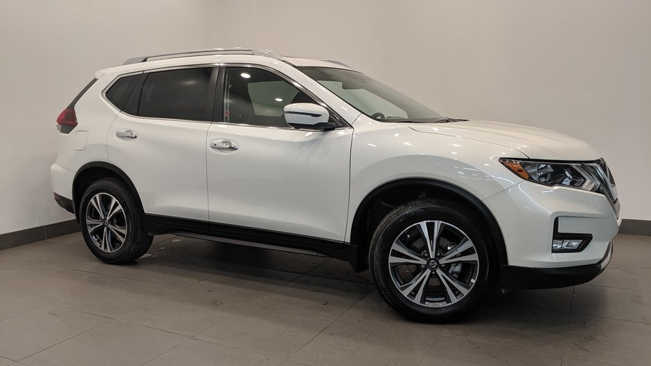 2019 Nissan Rogue SV AWD CVT in Regina, Saskatchewan - w940px