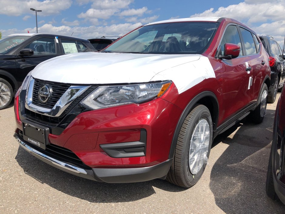 2020 Nissan Rogue S FWD CVT in Mississauga, Ontario - w940px