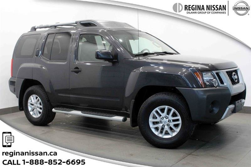 2015 Nissan Xterra S AWD at in Regina, Saskatchewan - w940px