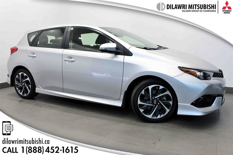 2016 Scion IM 6sp in Regina, Saskatchewan - w940px