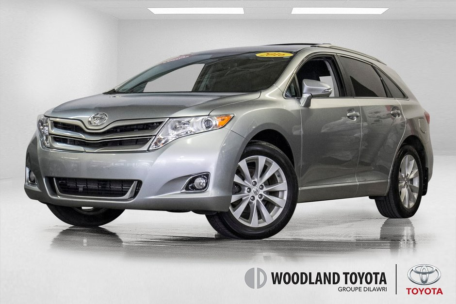 2016 Toyota Venza >> Woodland Toyota 2016 Toyota Venza 4cyl 6a 190470a