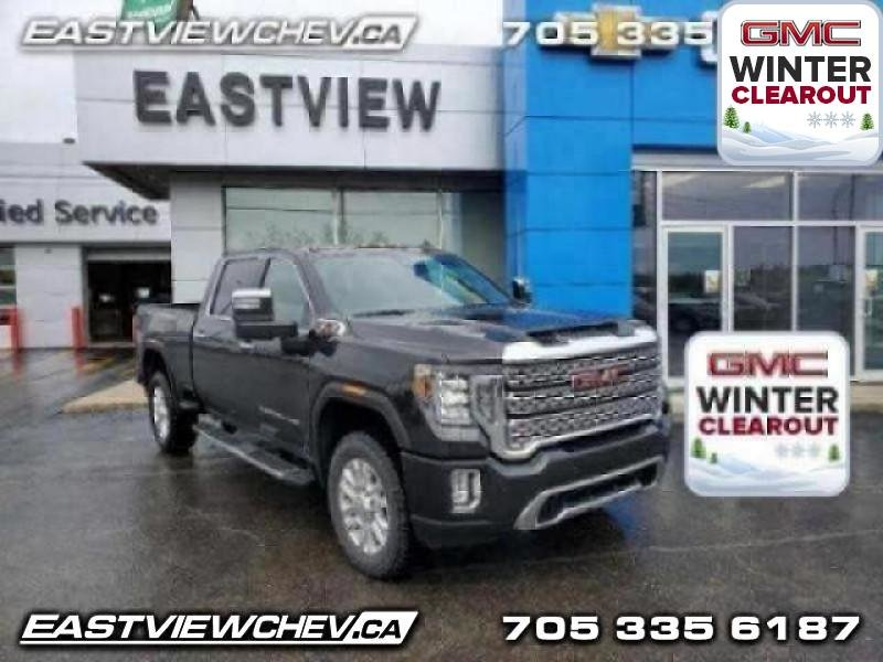 Eastview Chevrolet 2020 Gmc Sierra 2500hd Denali Diesel Engine 17768
