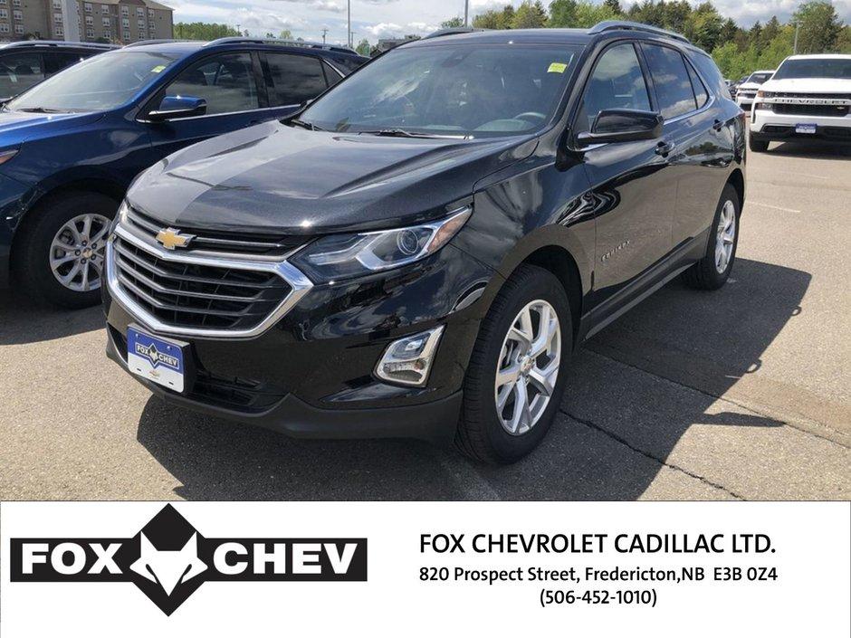 Fox Chevrolet Ltd In Fredericton 2020 Chevrolet Equinox Lt 2 0t 20029