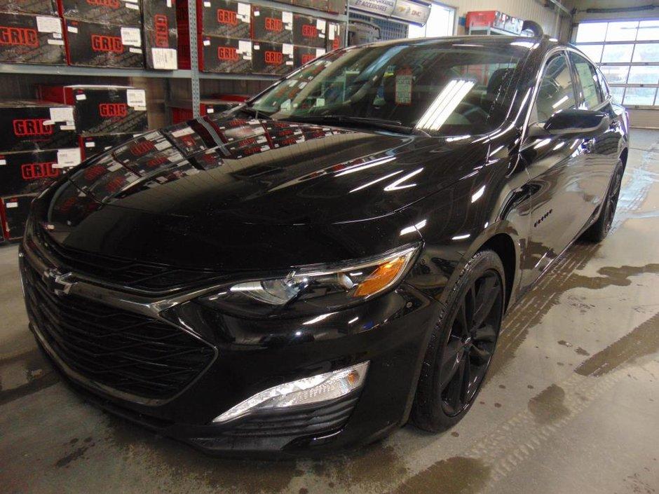 Garage Tardif Ltee 2020 Chevrolet Malibu Lt 40127
