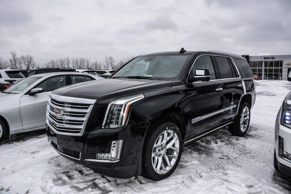 2020 Cadillac Escalade ESV Platinum - YouTube  |2020 Cadillac Escalade Platinum
