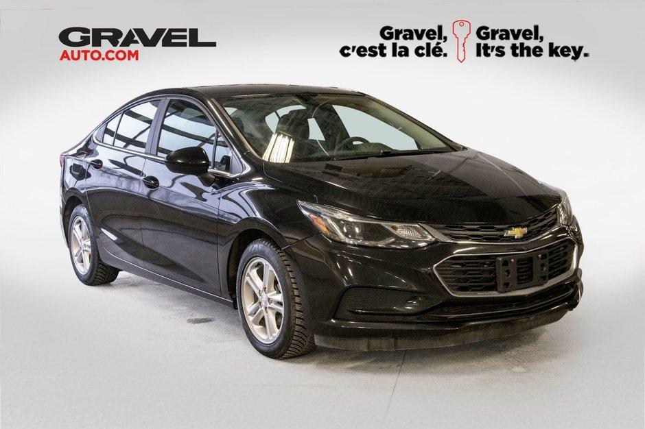 Gravel Ile Des Soeurs Chevrolet Buick Gmc 2017 Chevrolet Cruze Lt 1sd E8878a