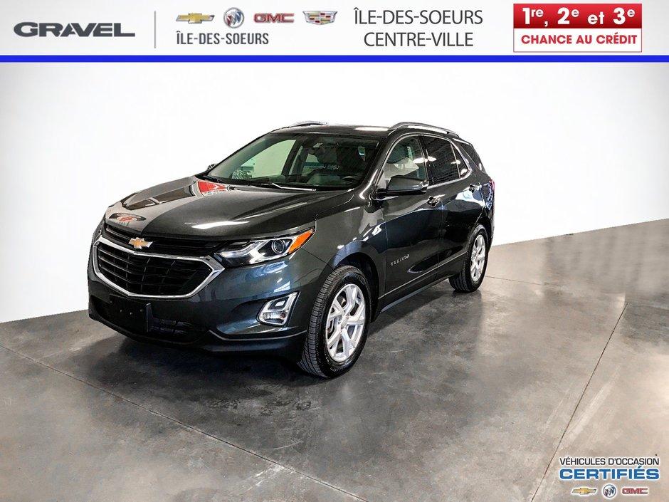 Gravel Ile Des Soeurs Chevrolet Buick Gmc 2019 Chevrolet Equinox Lt E8579