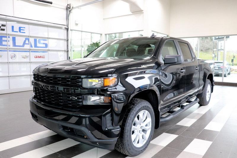 Le Relais Chevrolet >> Le Relais Chevrolet 2020 Chevrolet Truck Silverado 1500