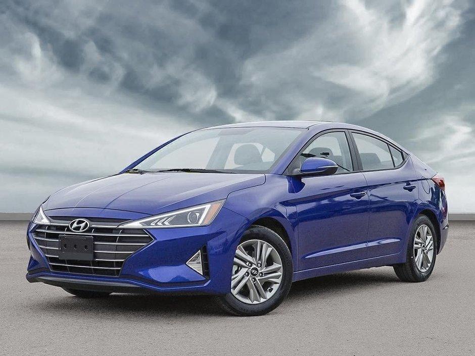 Hyundai Gallery | 2020 Hyundai Elantra Sedan Preferred IVT ...