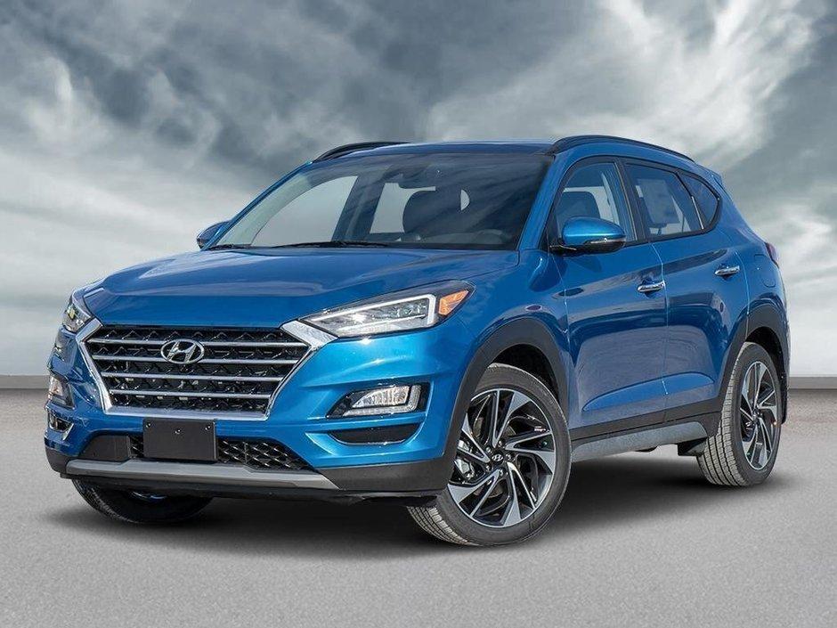 Hyundai Gallery | 2020 Hyundai Tucson AWD 2.4L Ultimate ...