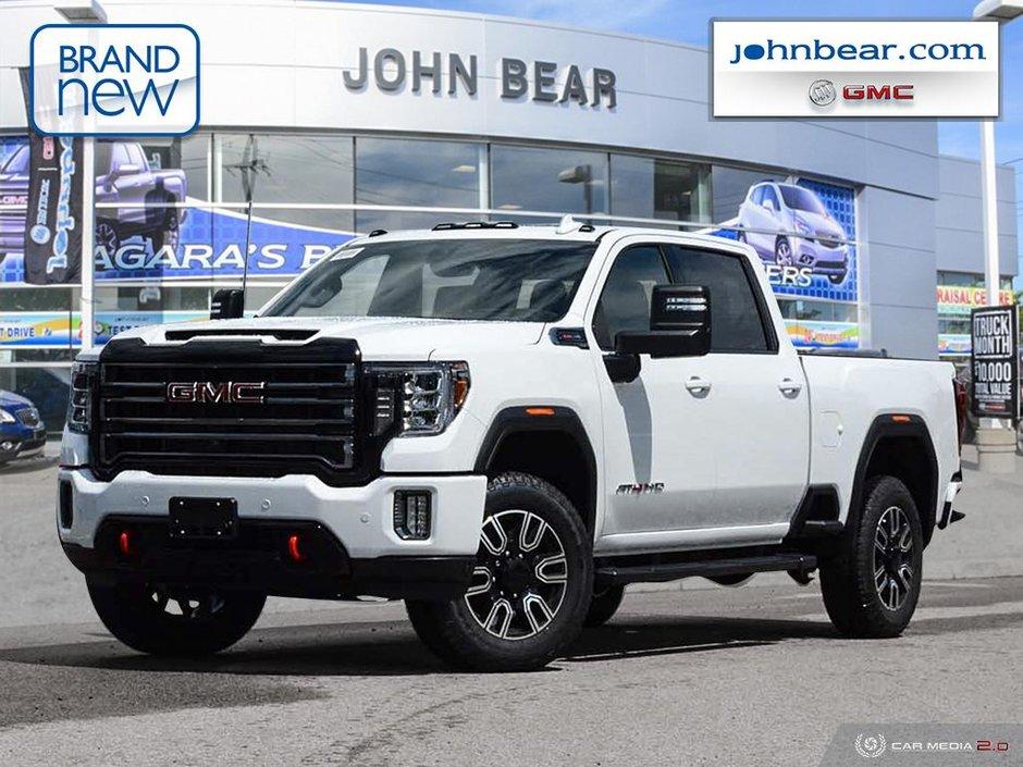 John Bear St Catharines 2020 Gmc Sierra 2500 At4 6327 20