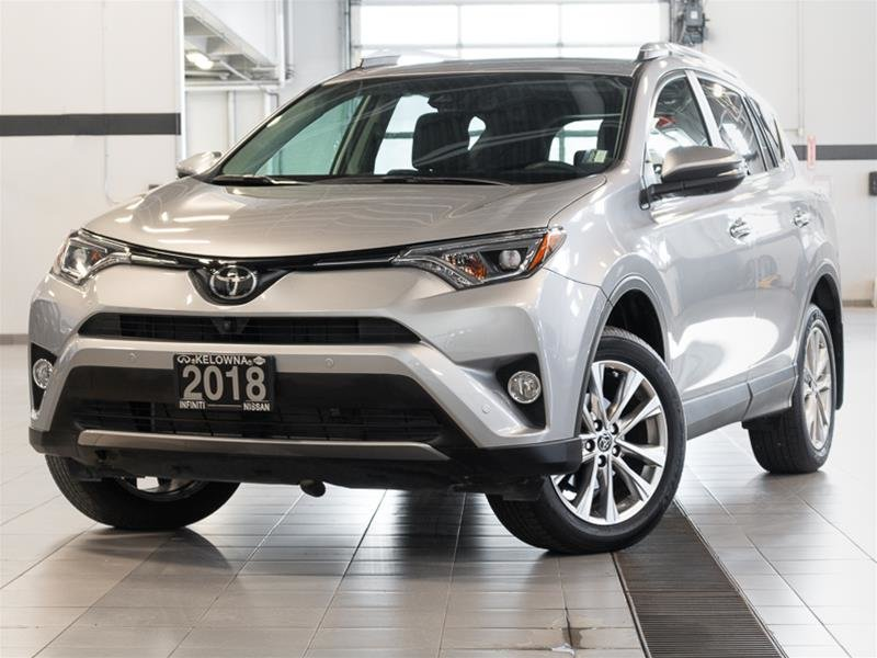 2018 Toyota RAV4 AWD Limited