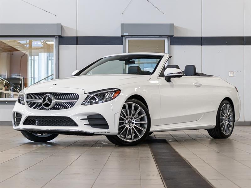 Kelowna Mercedes-Benz   New 2020 Mercedes-Benz C300 4MATIC ...