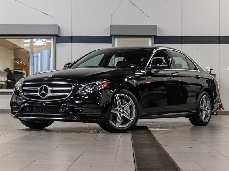 Kelowna Mercedes-Benz | New 2020 Mercedes-Benz E350 4MATIC ...