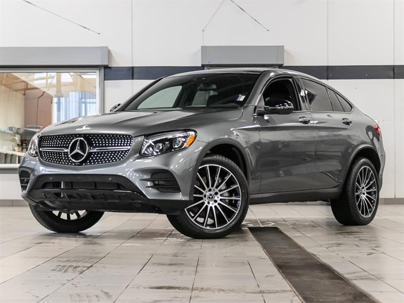 Kelowna Mercedes-Benz | New 2019 Mercedes-Benz GLC300 ...