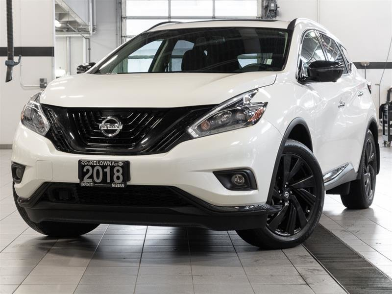 Excellent Sentes Automotive Used 2018 Murano Midnight Edition Awd Pabps2019 Chair Design Images Pabps2019Com