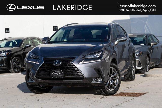Certified Pre Owned Lexus >> Lakeridge Auto Gallery 2019 Lexus Nx 300 Luxury Package