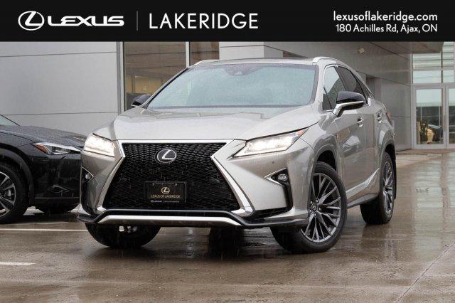 Lakeridge Auto Gallery 2019 Lexus Rx 350 F Sport 2 P0569