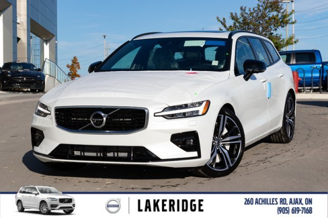 Lakeridge Auto Gallery Portal 2020 Volvo V60 R Design