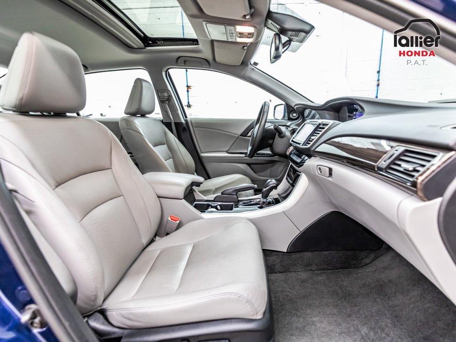 Pre-Owned 2016 Honda Accord Sedan EX-L+JAMAIS ACCIDENTE+