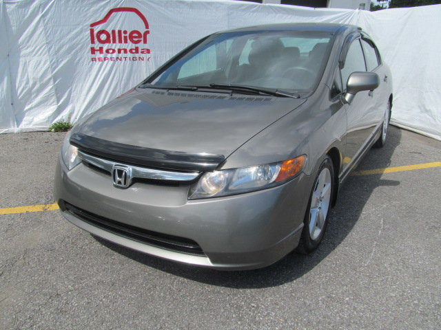 Pre Owned 2006 Honda Civic Lx Berline Lallier Honda 40 640 In Lachenaie