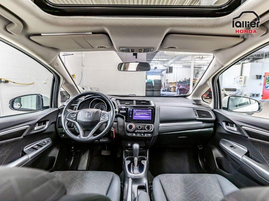 Pre-Owned 2015 Honda Fit EX JAMAIS ACCIDENTE GARANTIE 10 ANS