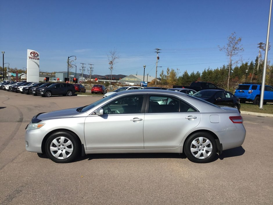 Sept Iles Chevrolet Buick Gmc 2010 Toyota Camry Le 4cyl 20009a