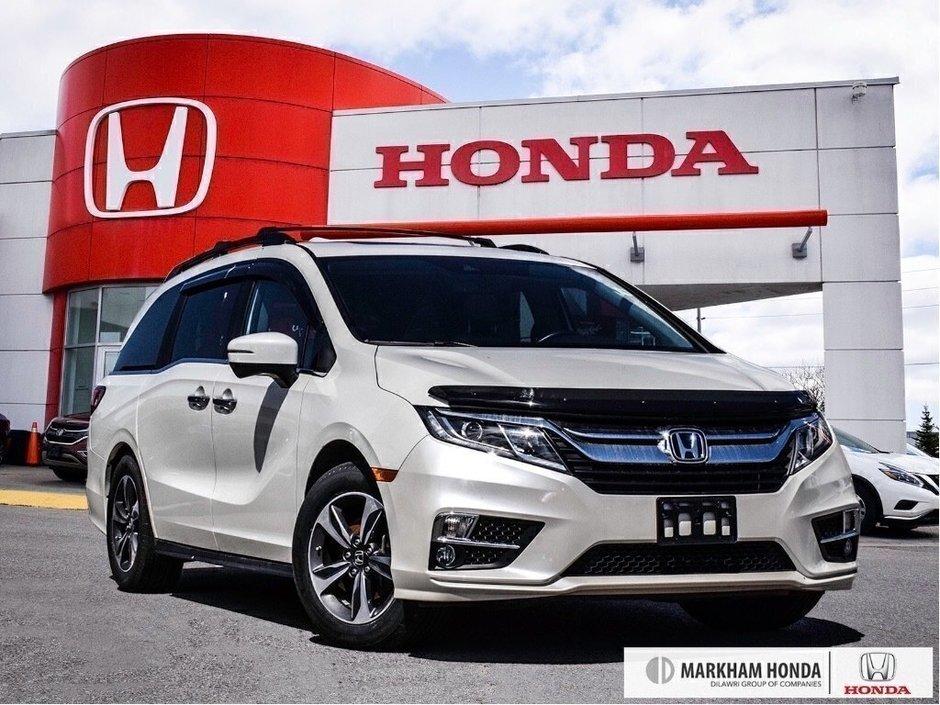 Markham Honda   2019 Honda Odyssey EXL Res   #50014A